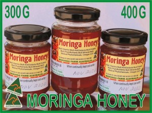 Moringa Honey - Moringa Farm Australia