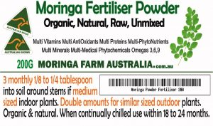 Moringa Fertiliser (powder)