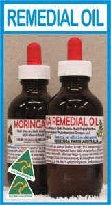 Moringa REMEDIAL OIL