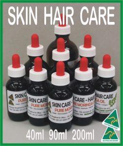 Skin Care Hair Care