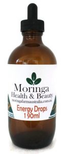 Moringa Farm Australia Energy Drops 190ml