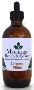 Moringa Farm Australia Liniment 90ml and 190ml