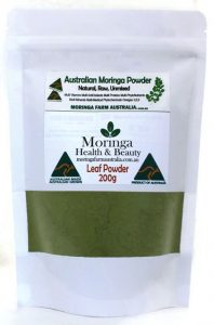 Australian Moringa Powder, Moringa Farm Australia 200g