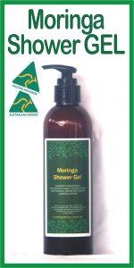 Moringa Farm Australia Moringa Shower (bath) GEL