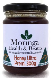 Moringa Honey - Moringa Farm Australia Cairns